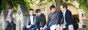 Phỏng vấn học bổng 100% học phí trường Bosworth Independent College, UK khoá A-level năm 2018