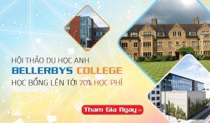 Gặp Alex Marston – Giám đốc tuyển sinh Bellerbys College tại khách sạn De L'Opera Hanoi, 29 Tràng Tiền – 16h-18h ngày 16/6/2018