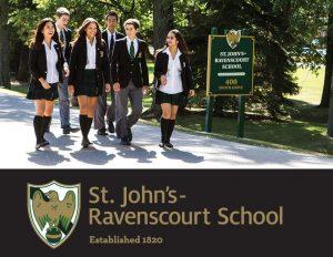 Trường nội trú St.John's – Ravenscourt school in Winnipeg, Manitoba, Canada