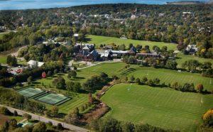 Trường nội trú Trinity college school, AP Capstone Diploma in Ontario, Canada