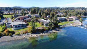 Brentwood college school in Victoria, BC- Nội trú thục top đầu tại Canada