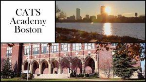 Học bổng IVY 100% kỳ tháng 9/2019 tại CATS Academy Boston