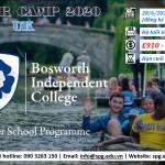 Trại hè Anh Quốc 2020 tại Bosworth Independent College